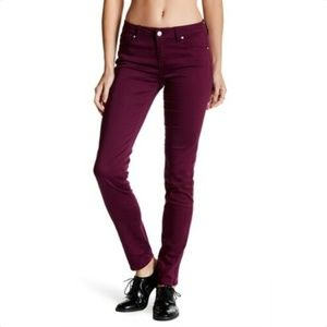 Celebrity Pink Juniors Colored Skinny Jeans, 15